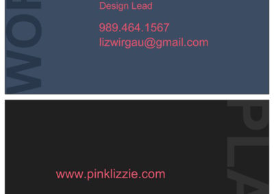 BUSINESS CARD DESIGN| custom, ultra-thick