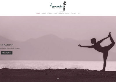 Anorexia to AMRAP | alt Home
