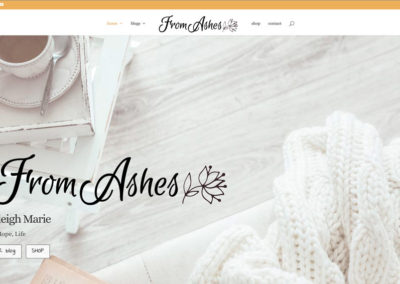FromAshes.com - HOME