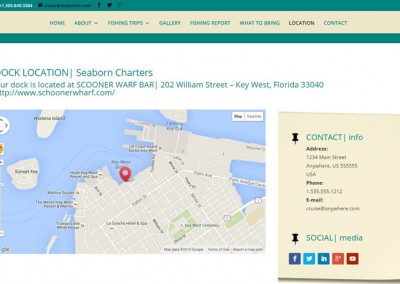 SCREENSHOT| location page