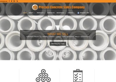 Precast Concrete Sales | HOME
