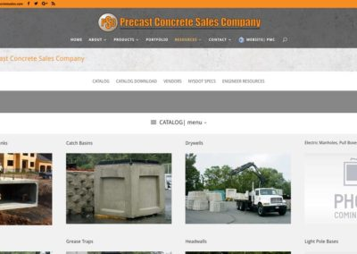Precast Concrete Sales | RESOURCES