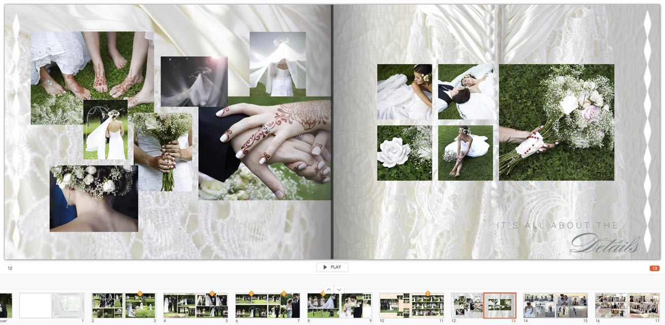 wedding photo-book