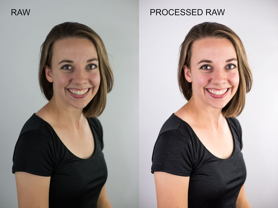 Before After RAW - 8 Reasons to Shoot in Raw